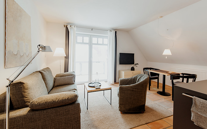 Carpe Diem Ostsee Studio Apartment Weststrand Booking Darss Prerow Ferien Urlaub
